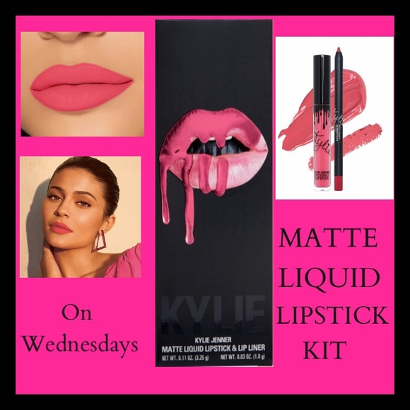 Kylie Cosmetics Other - KYLIE Authentic Matte Liquid Lipstick.  New in Box